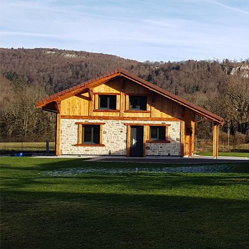 Gite 6 personnes Champagnole Jura